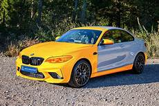 bmw m2 competition new car detail and ppf installation