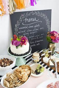 Organisation D Anniversaire Pour Adulte Themed Shower Via Jen Lula Richardson Www