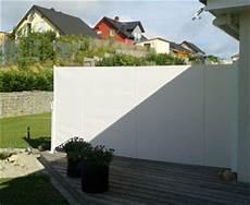 windschutz sichtschutz f 252 r terrasse balkon nach ma 223