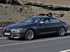 Bmw Baut Auf Luxus Das 6er Gran Coupe Automativ De