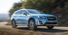 subaru xv hybrid 2019 2019 subaru crosstrek hybrid drive review worth the