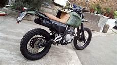 honda dominator scrambler 69582 honda nx 650 dominator scrambler foto 5 motos