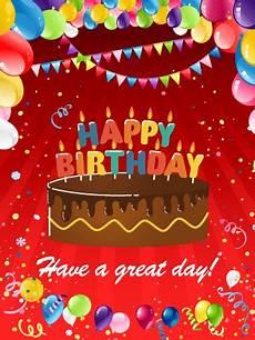 Bild Happy Birthday - happy birthday candle card birthday greeting cards by