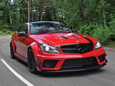 Low Mileage 2013 Mercedes C63 Amg Black Series For