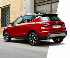 the new seat arona the new crossover seat kuwait
