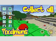 Pixelmon Island Craft Go Story Mod MCPE World PE APK for