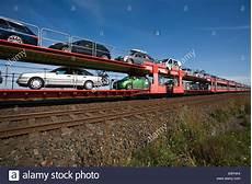 Car Of The Deutsche Bahn Ag On The Hindenburgdamm
