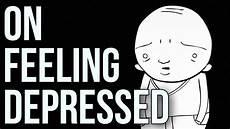 bin ich depressiv on feeling depressed