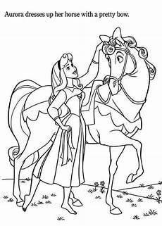 Malvorlagen Prinzessin Mit Pferd Pferde Zum Ausdrucken Malvorlage Prinzessin Malvorlagen