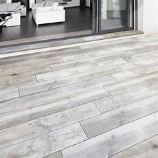 Carrelage Terrasse Gris 20 X 120 Cm Rewood Castorama