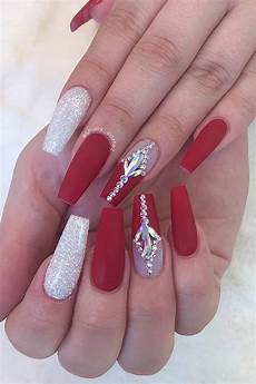 41 pretty ways to wear red nails page 3 of 4 stayglam
