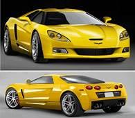 Chevrolet Corvette C7  2012