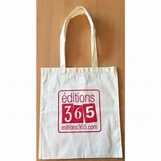 sac en tissu tote bag editions 365 201 ditions 365
