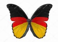 papillon en allemand papillon en allemagne drapeau couleurs photographie dr