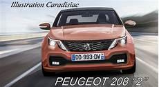 Peugeot 208 Du Changement En 2018