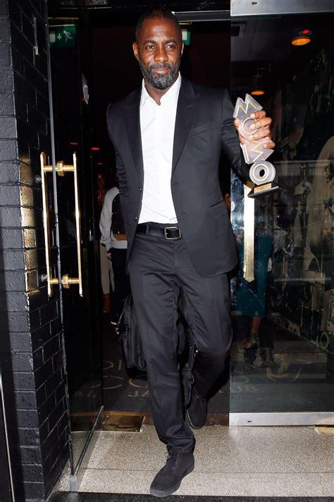 Idris Elba Tattoos