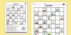 directions worksheets ks1 11570 compass directions worksheet year 3 to 6 made