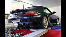 porsche 911 996 turbo dyno run quantum tuning