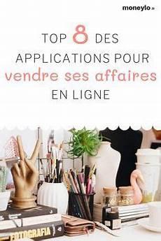 Top 8 Des Applications Pour Vendre Ses Affaires En Ligne