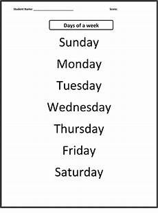 free worksheets days of the week 18835 worksheets for days of the week activity shelter