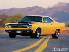 1967 Ford Fairlane 1969 Plymouth GTX & 1971 Chevrolet El