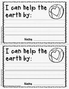 planet earth worksheets for kindergarten 14458 free printable earth day writing activity and craft project for earth day projects