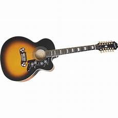 epiphone 12 string guitar epiphone limited editon ej 212ce acoustic electric 12 string guitar music123