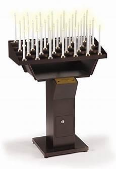 candelieri votivi candeliere elettronico 33ca el 11 votivo arredi