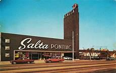 Pontiac Dealership San Diego mike salta pontiac ca 1964