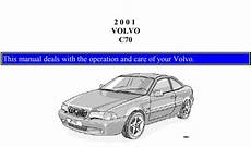 car owners manuals for sale 2001 volvo c70 security system volvo c70 2001 owner s manual pdf online download