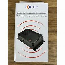 ᐅ test 2019 marder abwehrger 228 t exbuster quot px 7604 919 quot
