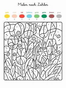 Malen Nach Zahlen Malvorlagen Mit Kindern Http Www Schule Und Familie De Assets Images Malen Malen
