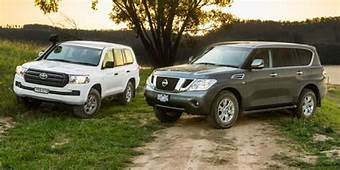 Nissan Patrol Photos Review Specification Price  CarAdvice