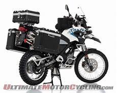 bmw g650gs sertao touratech bike build