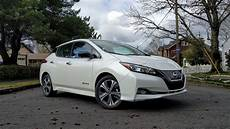 2019 nissan leaf review 2019 nissan leaf plus drive review of range electric car