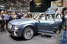 Bentley Kosten - the bentayga is de suv terreinwagen bentley