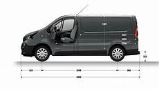 Dimensions Trafic V 233 Hicules Utilitaires Renault Alg 233 Rie