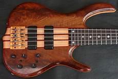 Ken Smith Black Tiger Elite 5 String Electric Bass Guitar