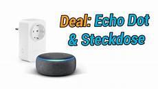 Deal Echo Dot 3 Generation Smart Steckdose