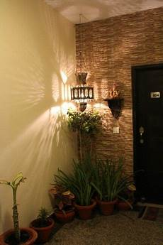 Home Entrance Wall Decor Ideas by Traditional Indian Home Decor Shrinkhala Dixit S Home