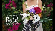 how to diy wedding bouquet youtube