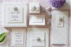 how to make ivory embossed wedding stationery imagine diy