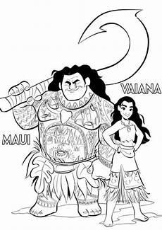 Malvorlagen Vaiana Zum Ausdrucken Zum Ausdrucken Vaiana 1 Ausmalbilder Malvorlagen