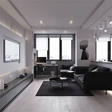 3 takes on modern apartment 3 modern style apartments 50 square meters includes