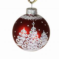 christmas ornaments world quot merry christmas quot glass christmas ball ornament matte