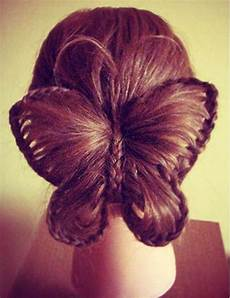 diy butterfly braid hairstyle the idea king