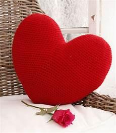 cuscino cuore uncinetto tutorial cuscino a forma di cuore a uncinetto