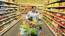 Au Supermarch 233 Faire Les Courses