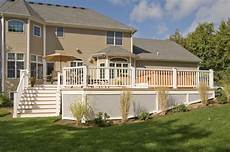 choosing a color scheme for your deck st louis decks screened porches pergolas by archadeck
