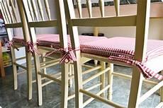 cucire cuscini per sedie cuscini per sedie con tutorial e portasacchetti piccoli